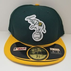 Oakland A's Fitted Hat